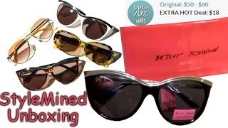 StyleMined Unboxing (As Seen on ExtraTV)