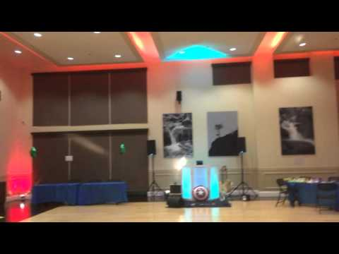 Lighting Set-Up Example from Michael Sean Miller Productions