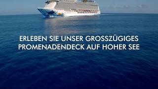 Norwegian Cruise Line: The Waterfront