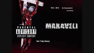 Makaveli - All Out [f. Outlawz] (Unreleased)