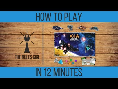How to Play Xia: Legends of a Drift System in 12 Minutes - The Rules Girl