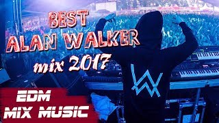 Alan Walker Mix 2017 - Best Of Alan Walker, EDM, Melbourne Bounce, Party Dance Remixes 2017