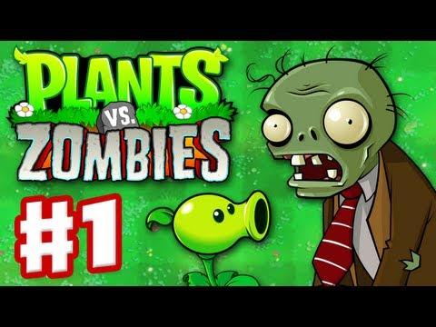 Plantes contre Zombies IOS