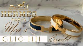 Hermes Clic HH Bracelet (Men) | Wil Mikahson