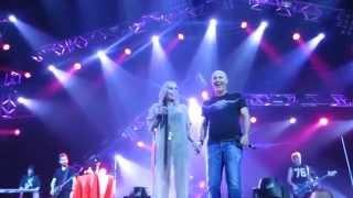 "Nargiz Zakirova & Phil Balzano. ""Звезда"". Питер. СК Юбилейный 2.11.14"