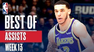 NBA's Best Assists | Week 13 | State Farm