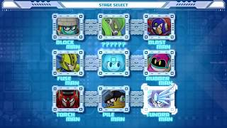 Megaman11-TundraMan!andAcidManStagePreview!!