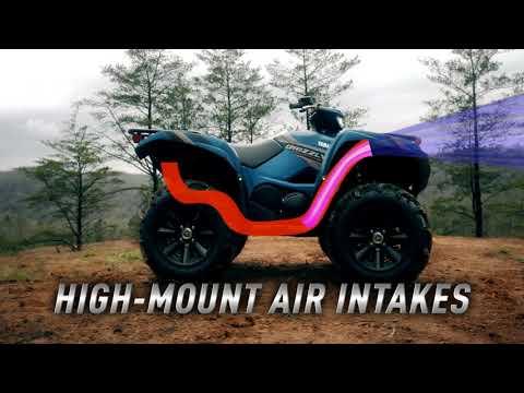 2022 Yamaha Grizzly EPS XT-R in Saint George, Utah - Video 7