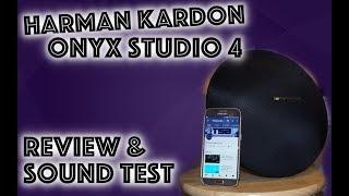 Harman Kardon Onyx 4 Speaker  | Review/Sound Test !!