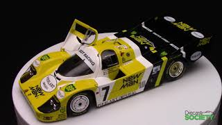 Solido Porsche 956LH Winner Le Mans #7