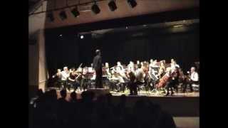 Johann Strauss - Le Beau Danube Bleu (par les Violons d'Ingres ici)