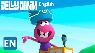 Jelly Jamm English. Professor Goomo. Children's animation series. (S02 - E66)