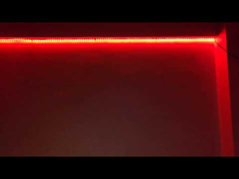2M SMD5050 RGB Waterproof LED Strip LightKit + USB Remote DC5V [BANGGOOD]