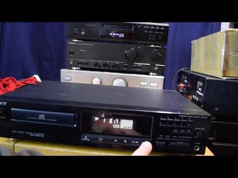 SONY CDP 211 CD LEJÁTSZÓ HIBÁTLAN MŰKÖDÉSSEL TÁVJÁVAL ELADÓ - 9900 Ft - (meghosszabbítva: 2911087322) Kép