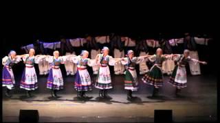 Pavlychenko Folklorique Ensemble. Transcarpathia Suite