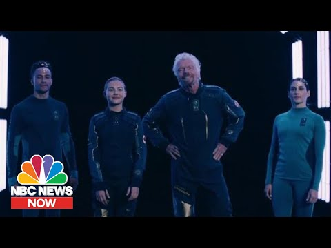Sizing Up The Next Generation Of Spacesuits | NBC News Now