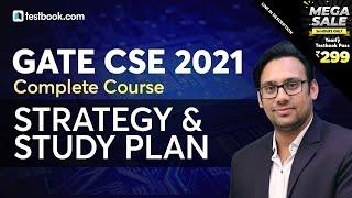 #2 GATE CSE 2021 | Preparation Strategy & Study Plan for GATE Computer Science by (Himanshu Kaushik)