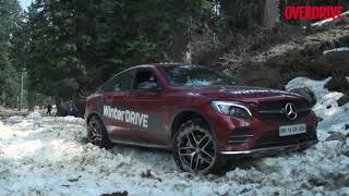 Special feature - 2018 Mercedes-Benz Winter Drive in Kashmir | OVERDRIVE