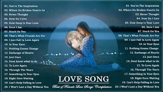 OPM Female Love Songs 2021 - Best Female Love Song Collection - Beautifful OPM Love Song Of All Time