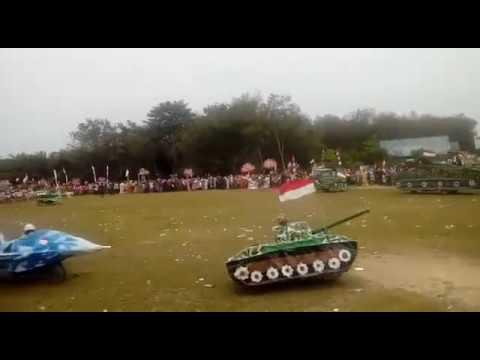 Ternyata, Soekarno - Hatta dan Pahlawan Nasional Lainnya Hadir Saat Upacara HUT ke-72 RI di Sukaraja Kuansing