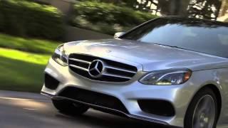 Mercedes Benz E Class 2014 Trailer