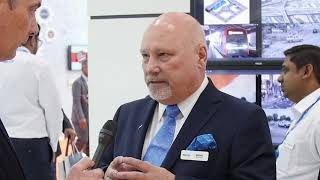 Brian McClain (President of Pelco) interview - Intersec 2020