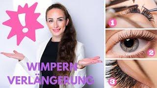 Die unterschiedlichen Techniken der Wimpernverlängerung. Welche sind bekanntesten?