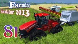 Farming Simulator 2013 ч81 - Комбайн Claas Lexion