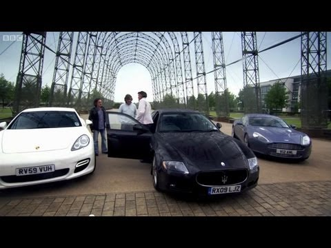 Four Door Supercars – Top Gear – Series 15 – BBC