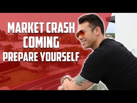 Next MARKET CRASH: #1 Way To BE READY For Economic Collapse