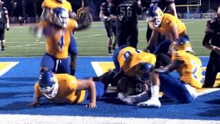 Javelina Football vs. Midwestern State Highlights