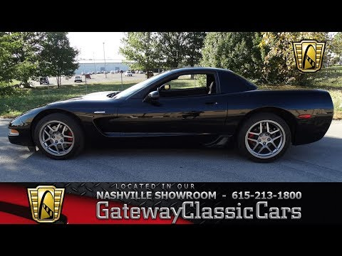 Video of '01 Corvette - M2LX