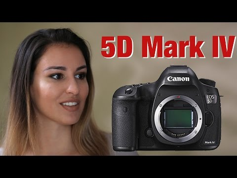 Canon 5D Mark IV testing - 4k, ISO, Dynamic range & more