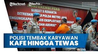 Oknum Polisi Tembaki Karyawan Kafe karena Tak Mau Bayar Tagihan Minum, 3 Tewas dan 1 Korban Luka