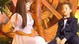 Sandy E Junior E Paquitas - Coração - Especial De Natal Xuxa 1994