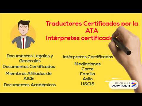 First Step Translations Corporation - High School Certificates