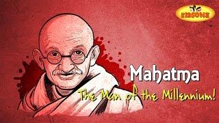 The Story Of Mahatma Gandhi || The Man Of The Millennium   KidsOne