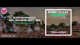 No Money vs F.E.A.R (Afrojack Mashup) | Tomorrowland Belgium 2016