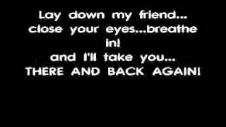 Daughtry - there and back again (lyrics)