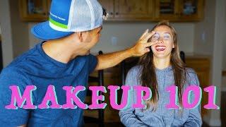Makeup Tutorial - Groom Does Brides Makeup!!