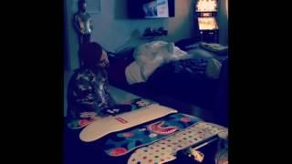 Chris Brown previewing songs  TEMPO  &  JUJITZU  3