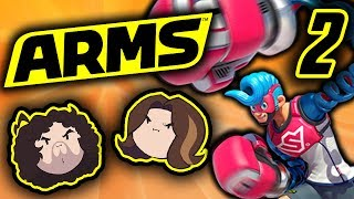 Arms: Hair Fight! - PART 2 - Game Grumps