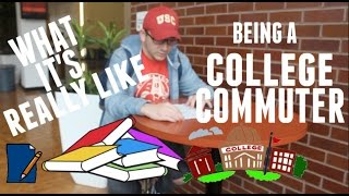 WHAT IT'S REALLY LIKE BEING A COLLEGE COMMUTER