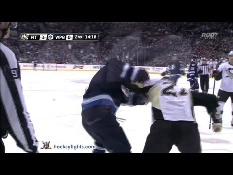 James Wright vs. Craig Adams
