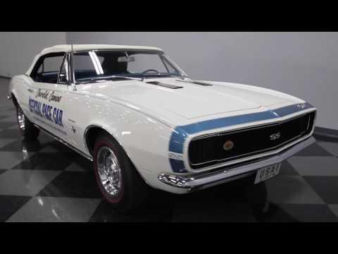 Video of '67 Camaro - LS8T