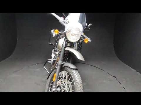 2021 Royal Enfield Himalayan 411 EFI ABS in De Pere, Wisconsin - Video 2