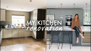 SARAHS KITCHEN EXTENSION & RENOVATION JOURNEY & VIDEO DIARY | WE ARE TWINSET