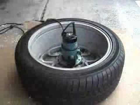 Bore titan Wheels 4 Mini truck