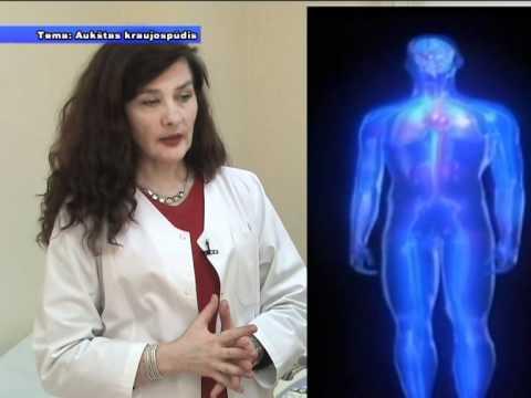 Vaistai naujausios kartos hipertenzijai gydyti