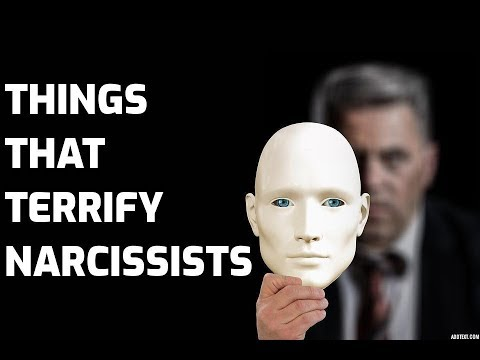 Things That Terrify Narcissists